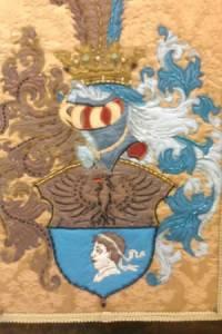 Finaczy család címere, 2011