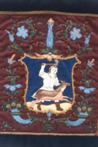Jeszenszky család címere 2008