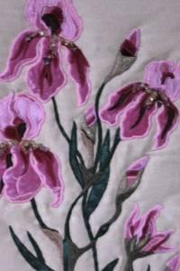 Rózsaszín nőszirmok