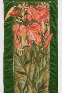 Óriás virágok - szecessziós sorozat